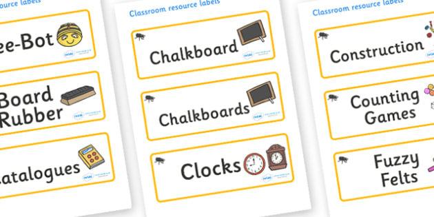 Beetle Themed Editable Additional Classroom Resource Labels - Themed Label template, Resource Label, Name Labels, Editable Labels, Drawer Labels, KS1 Labels, Foundation Labels, Foundation Stage Labels, Teaching Labels, Resource Labels, Tray Labels, P