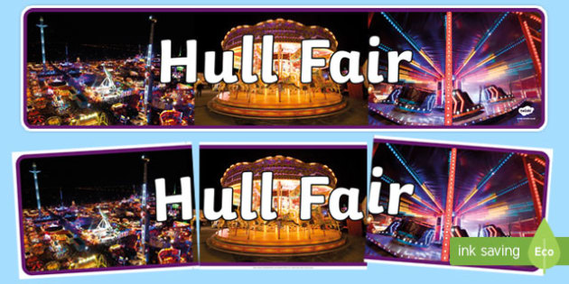 Hull Fair Photo Display Banner - hull fair, photo, display banner, display, banner, hull, fair