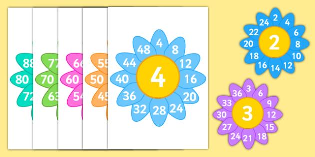 Multiples Display Flowers - multiples, display, flowers, display flowers