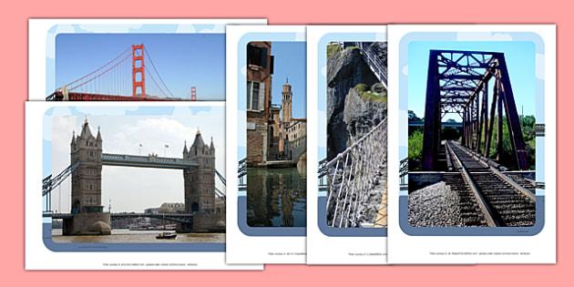 Types of Bridges Display Photos - Houses and homes, building, bridge, photo, display photo, brick, stone, detached, terraced, bathroom, kitchen, door, caravan, where we live, ourselves
