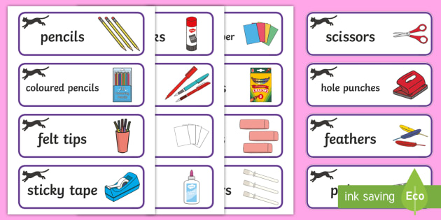 Panther Themed Editable Creative Area Resource Labels - Themed creative resource labels, Label template, Resource Label, Name Labels, Editable Labels, Drawer Labels, KS1 Labels, Foundation Labels, Foundation Stage Labels