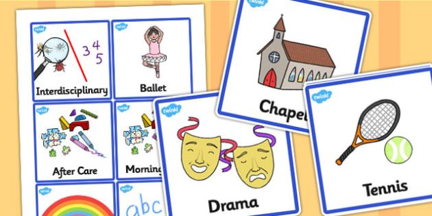 Additional Daily Routine Cards - SEN, Visual Timetable, editable, Daily Timetable, School Day, Daily Activities, Daily Routine, Foundation Stage
