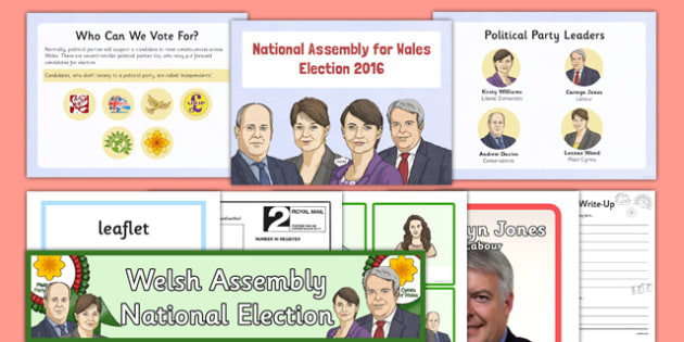 Welsh Assembly National Election Resource Pack Foundation Phase - welsh, cymraeg, Welsh Assembly National Election 2016, Foundation Phase, Resource Pack