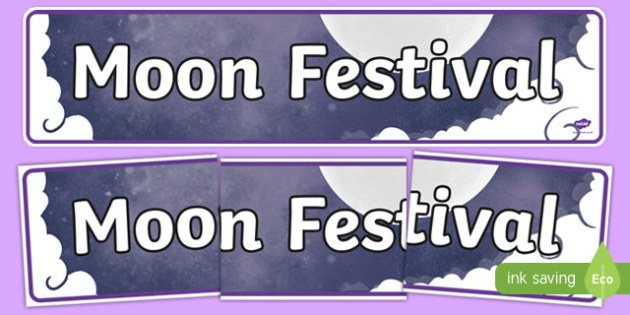 Moon Festival Display Banner - new zealand, nz, moon festival, mid-autumn festival, display, banner, display banner
