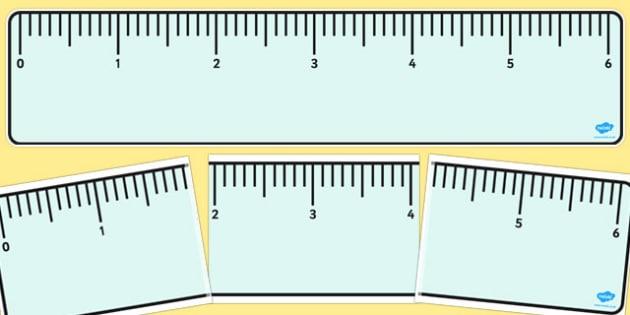 Ruler Display Banner - ruler, display banner, banner, display