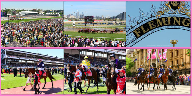 Melbourne Cup Photo Clip Art Pack - australia, melbourne cup, photo, clip art, pack