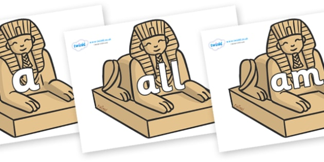 Foundation Stage 2 Keywords on Sphinx - FS2, CLL, keywords, Communication language and literacy,  Display, Key words, high frequency words, foundation stage literacy, DfES Letters and Sounds, Letters and Sounds, spelling