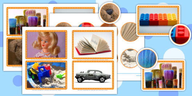 What Is It? Senses Game  - what is it, senses, game, activity