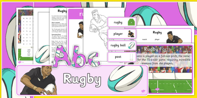 Rio 2016 Olympics Rugby Resource Pack - rio olympics, 2016 olympics, rio 2016, rugby, resource pack