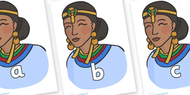 Phase 2 Phonemes on Egyptian Women - Phonemes, phoneme, Phase 2, Phase two, Foundation, Literacy, Letters and Sounds, DfES, display