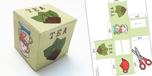 Roleplay Supermarket Tea Box Net - shops, role play, props, shop