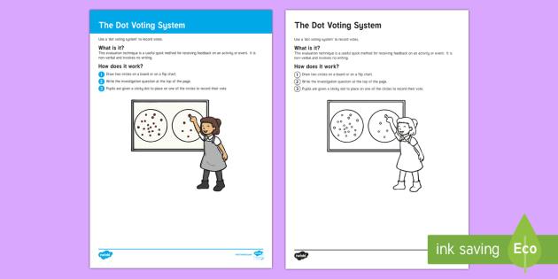 Dot Voting Teacher Guide - Make a splash!, STEM, KS1, Science, Experiment, float or sink, float, sink, voting, votes