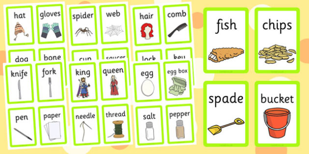EYFS Matching Pairs Card Game - matching, pairs, card game, card