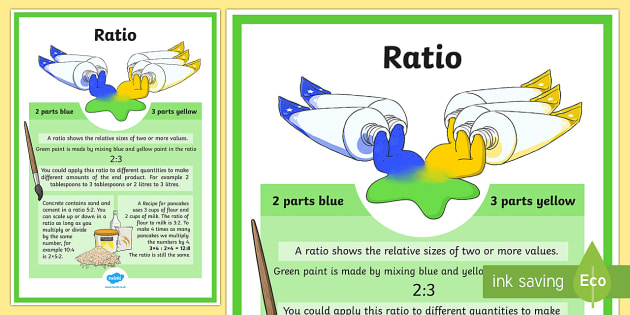 Ratio Display Poster - maths, numeracy, display, visual aid, ks2, junior, proportion, in ratio, similar, ration, compare, quantities, amount, pattern,