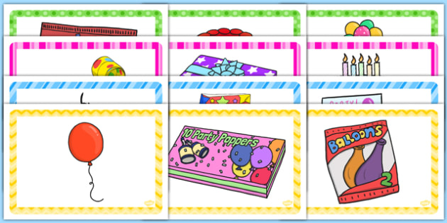 5th Birthday Party Place Mats - 5th birthday party, 5th birthday, birthday party, place mats