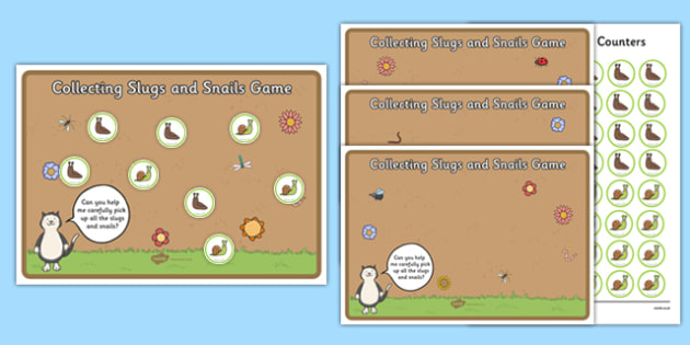 Collecting Snails Resource Pack - EYFS, Early Years, Jasper's Beanstalk, Mick Inkpen, Nick Butterworth, PD, Physical Development, fine motor skills