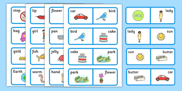 Compound Word Dominoes Game (with Words) - compound word, dominoes, game, with words, dominoes, game, activity, compound, word, words, images, match, dominoe, fun, words and images