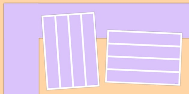 Neutral Pale Lilac Display Border - pale lilac,  display
