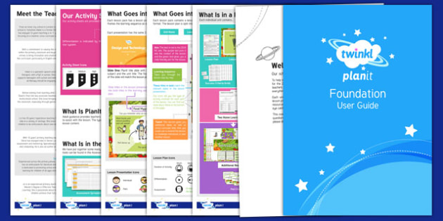 PlanIt Foundation User Guide - planit, foundation, user guide, user, guide, planit foundation