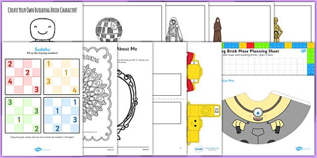 KS2 Time Out Pack - ks2, time out, pack, time, out, calm down, de-stress, calm