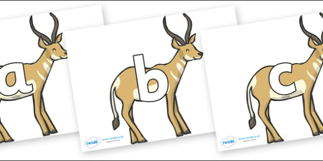 Phoneme Set on Antelope - Phoneme set, phonemes, phoneme, Letters and Sounds, DfES, display, Phase 1, Phase 2, Phase 3, Phase 5, Foundation, Literacy