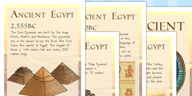 Ancient Egypt Timeline Posters - australia, ancient egypt, poster