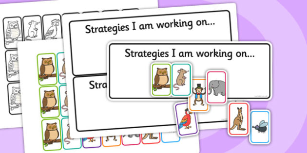 Guided Reading Strategies I'm Working On - guided reading, read