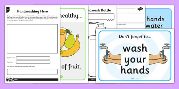 National Handwashing Day  Resource Pack - Australia