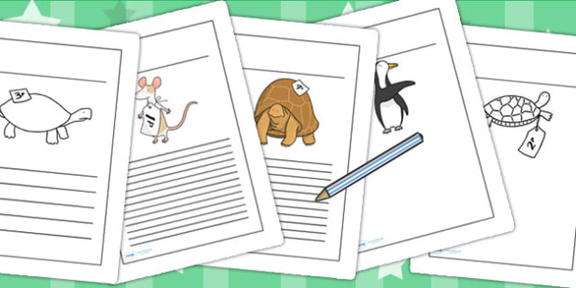 Writing Frames to Support Teaching on The Great Pet Sale - pets, animal, write, template