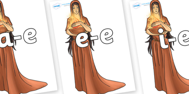 Modifying E Letters on Hestia - Modifying E, letters, modify, Phase 5, Phase five, alternative spellings for phonemes, DfES letters and Sounds