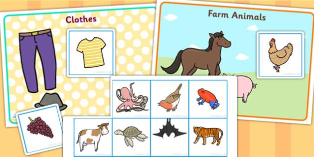 Category Sorting Activity - category, sorting activity, catgories, sorting games, category activities, sorting, arranging, category activities, games