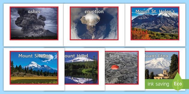 Volcano Display Photos - volcano, mount etna, mount st helens, mount shasta, eruption, ashes