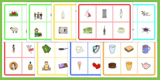 Themed Bingo Resource Pack - Bingo, Games, Themed, Ideas, Support, Elderly Care, Care Homes, Activity Co-ordinators, Intergenerat