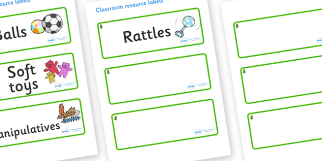 Horse Chestnut Tree Themed Editable Additional Resource Labels - Themed Label template, Resource Label, Name Labels, Editable Labels, Drawer Labels, KS1 Labels, Foundation Labels, Foundation Stage Labels, Teaching Labels, Resource Labels, Tray Labels