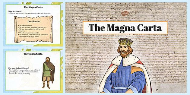 Magna Carta PowerPoint - powerpoints, history, Magna, Carta