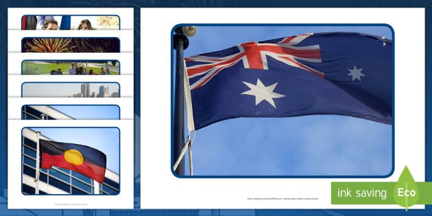 Australia Day Photo Clip Art Pack - australia, day, photo, pack