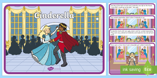 Cinderella Story - Cinderella, slipper, Traditional tales, tale, fairy tale, Pince Charming, Ugly Sisters, Step Godmother, Dress, Midnight, Carriage, mice, pumpkin