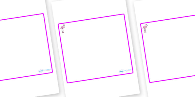 Flamingo Themed Editable Classroom Area Display Sign - Themed Classroom Area Signs, KS1, Banner, Foundation Stage Area Signs, Classroom labels, Area labels, Area Signs, Classroom Areas, Poster, Display, Areas