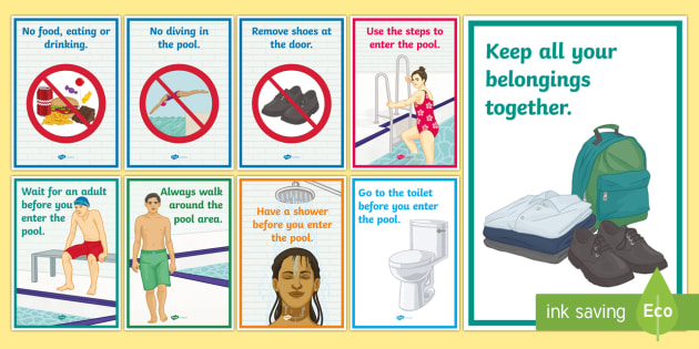 Splash Pool Secondary Display Posters - SEN Resources, Special Educational Needs, Special School, Splash Pool, Secondary School, Swimming, H