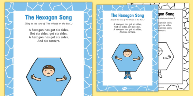 The Hexagon Song