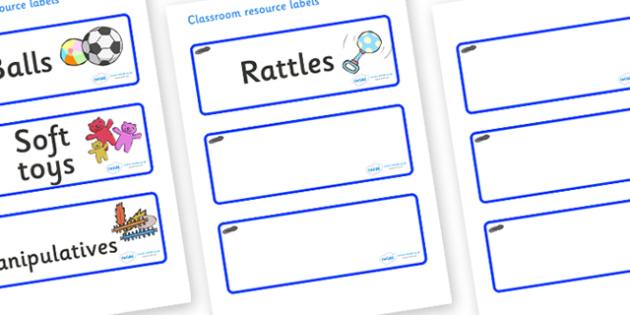 Tadpoles Themed Editable Additional Resource Labels - Themed Label template, Resource Label, Name Labels, Editable Labels, Drawer Labels, KS1 Labels, Foundation Labels, Foundation Stage Labels, Teaching Labels, Resource Labels, Tray Labels, Printable