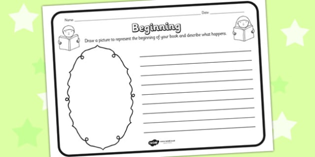 Beginning Reading Comprehension Activity - beginning, comprehension, comprehension worksheet, character, discussion prompt, reading, discuss, solution worksheet