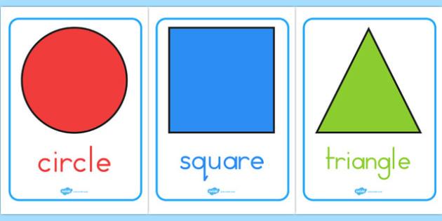 2D Shape Posters USA - 2d shape, posters, display, 2d, shape, usa, america