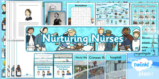 PlanIt - History KS1 - Nurturing Nurses Unit: Additional Resources
