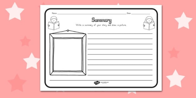 Summary Comprehension Worksheet - australia, comprehension, sheet