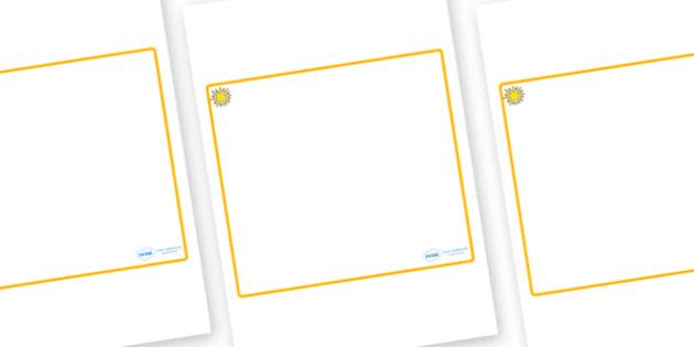 Sunshine Themed Editable Classroom Area Display Sign - Themed Classroom Area Signs, KS1, Banner, Foundation Stage Area Signs, Classroom labels, Area labels, Area Signs, Classroom Areas, Poster, Display, Areas