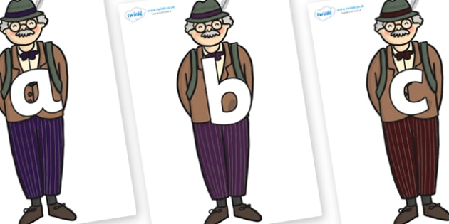 Phoneme Set on Beautys Dad - Phoneme set, phonemes, phoneme, Letters and Sounds, DfES, display, Phase 1, Phase 2, Phase 3, Phase 5, Foundation, Literacy