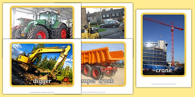 Building Site Construction Vehicles Display Photos - building site, construction vehicles, display photos