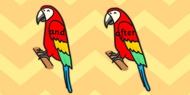 Editable Connectives on Macaws - connectives, macaws, editable