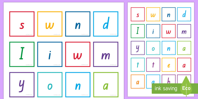 New Zealand Essential List 1 Differentiated Word Unscramble Game - Literacy, Spelling, List 1, Essential Spelling, spellings, new zealand, nz, english